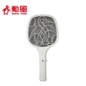 勳風 小黑蚊剋星三層捕蚊拍(電池式)(HF-933A)