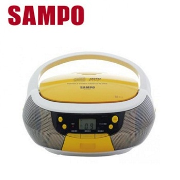 SAMPO 手提CD音響  AK-W1309L(AK-W1309L)