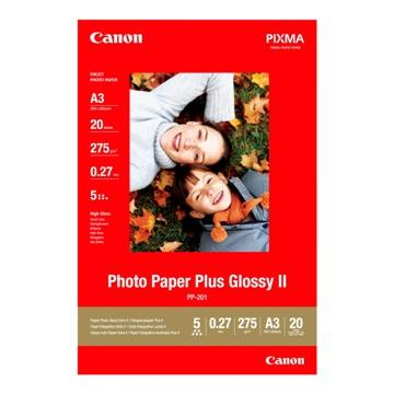 Canon PP-201 A3 超光亮相片紙(PP-201 A3)