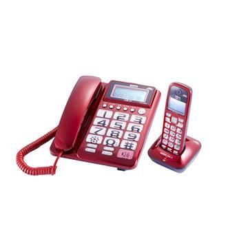 SANYO 2.4GHz數位無線親子機 DCT-8908(DCT-8908)