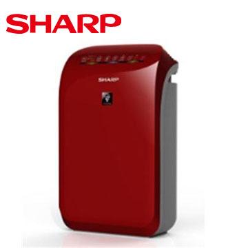 SHARP 自動除菌離子空氣清淨機(FU-D50T-R)