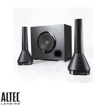 「展示品」ALTEC VS-4621 2.1聲道三件式喇叭