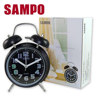 SAMPO 圓形鬧鐘 PY-Z1207ML(PY-Z1207ML)