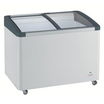 德國LIEBHERR 3尺4 弧形玻璃推拉冷凍櫃(EFI-2753)