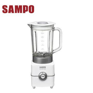 聲寶1.5L舒活營養玻璃杯果汁機(KJ-SA15G)
