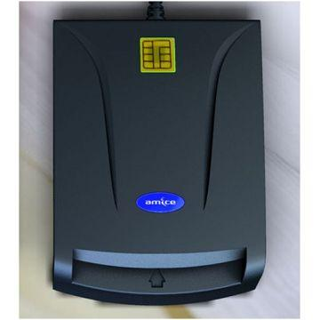 Amice (黑)ATM晶片讀卡機(ACD-1301-UBK)