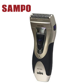 聲寶水洗式雙刀頭電動刮鬍刀(EA-Z906WL)