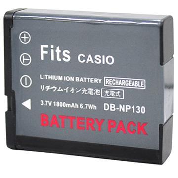 CASIO NP-130 副廠鋰電池(NP-130)