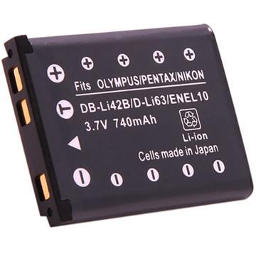 OLYMPUS LI-40B/42B/FNP-45 副廠鋰電池(LI-40B/42B/FNP-45)