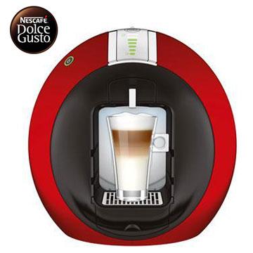 【福利品】雀巢膠囊咖啡機(Circolo FS(星夜紅))