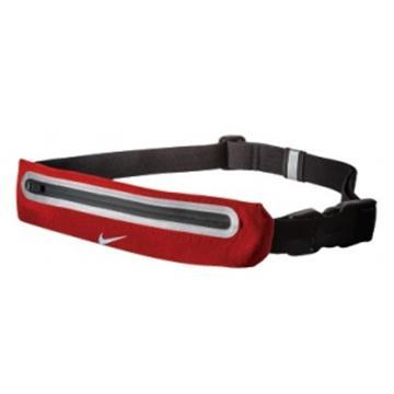 NIKE 擴充式薄型腰帶-紅(A907719)