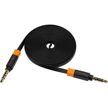 群加3.5mm公對公立體聲音源線-2米(35-KFMM20-3)