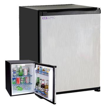晶华ZANWA 42公升电动吸收式客房冰箱(CLT-42ST)