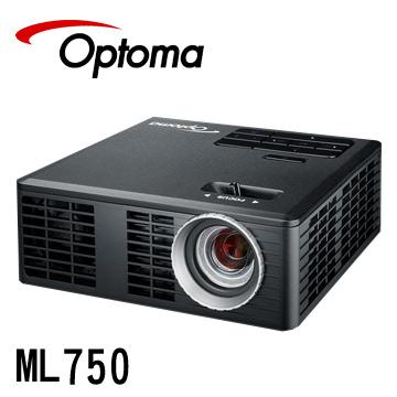 Optoma ML750 LED攜帶型投影機(ML750)