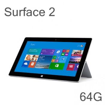 【展示機】微軟Surface 2 64G(RT)平板電腦(P4W-00013)