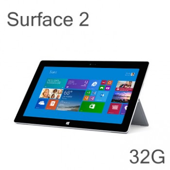 【展示機】微軟Surface 2 32G(RT)平板電腦(P3W-00013)