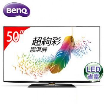 【福利品】 BenQ 50型 LED顯示器(50RW6500(視144302))