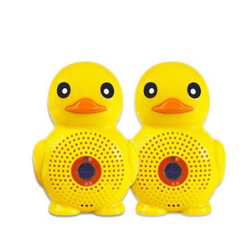 勳風超Q版(黃色小鴨)無線式除濕機 2入()