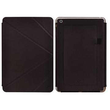 LUXA2 Butterfly iPad Mini 真皮皮套-咖啡