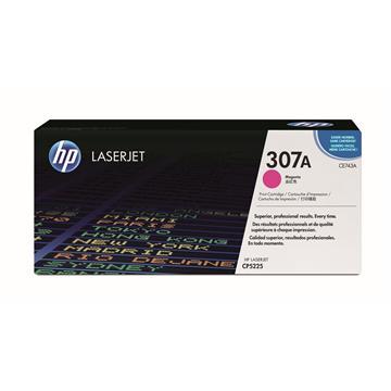 HP CP5225DN 紅色碳粉匣(CE743A)
