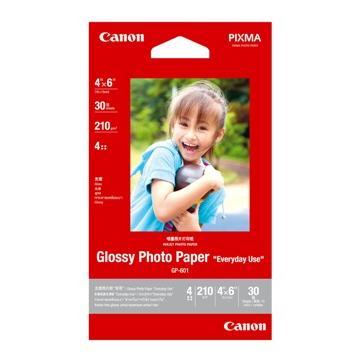 Canon GP-601 4x6相紙(GP-601 4X6 30ASA)