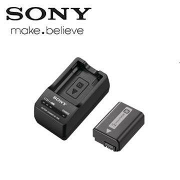 SONY ACC-TRW W型充電電池超值組(ACC-TRW)