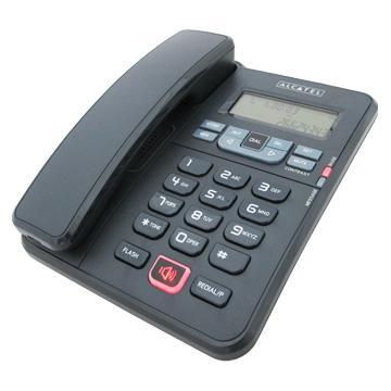 Alcatel來電顯示有線電話 Temporis 55(Temporis 55)