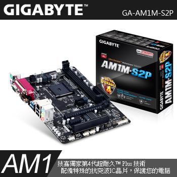 GIGABYTE GA-AM1M-S2P(AM1M)
