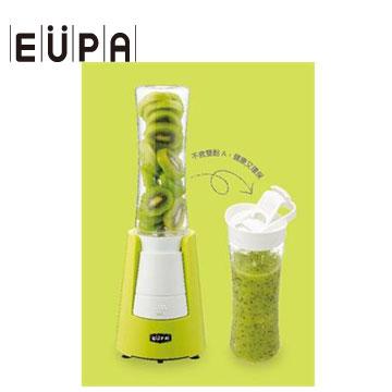 EUPA 隨行杯果汁機(TSK-9338(粉綠))