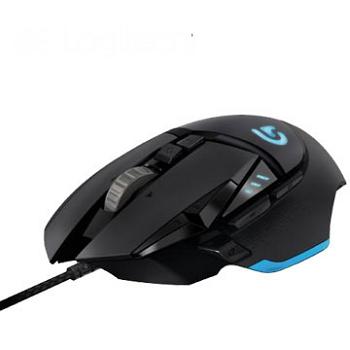 羅技 自調控遊戲滑鼠 G502(910-004086)