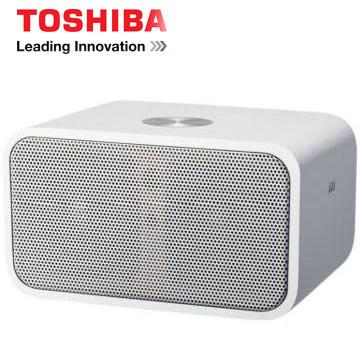 TOSHIBA NFC/蓝牙扬声器(TY-WSP53TW(W))