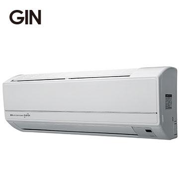 GIN一對一變頻單冷空調(清靜系列)MI25VCN(MO25VCN(室外供電))