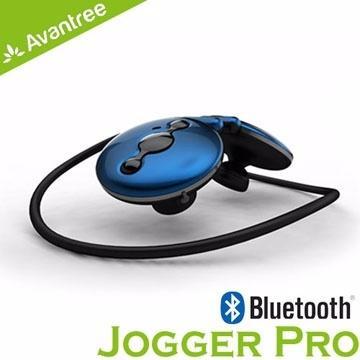 Avantree Jogger Pro防潑水運動藍芽耳機-藍(AS6P-BU)