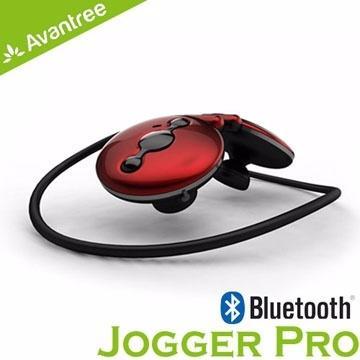 Avantree Jogger Pro防潑水運動藍芽耳機-紅(AS6P-RD)