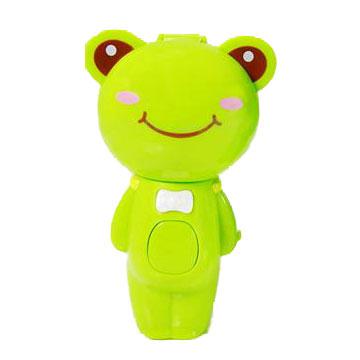 青蛙造型水霧扇(JS-14051601)