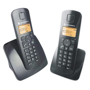 MOTOROLA DECT數位無線電話(C402)