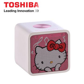 TOSHIBA Hello Kitty NFC/藍牙揚聲器  TY-WSP51KTTW
