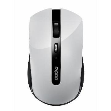 雷柏7200P 5G無線光學滑鼠-白(7200P-白)