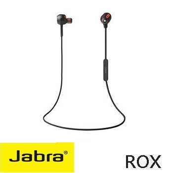 Jabra ROX 入耳式藍牙無線耳機 - 黑色