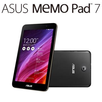 【WiFi版】ASUS MeMO Pad ME176C 16G 平板電腦 黑色(ME176C-1A001A)