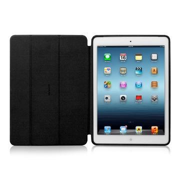 ahha iPad Air 純色保護套-黑(A907823)