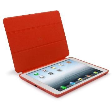 ahha iPad Air 純色保護套-紅(A907824)