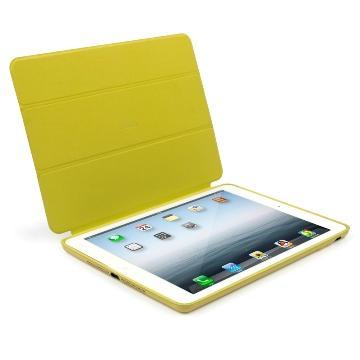 ahha iPad Air 純色保護套-淺綠(A907825)