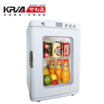 KRIA可利亞 25公升行動單門小冰箱(CLT-25A)