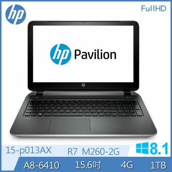 HP 15-p013AX A8-6410 R7-M260 獨顯筆電(15-p013AX)