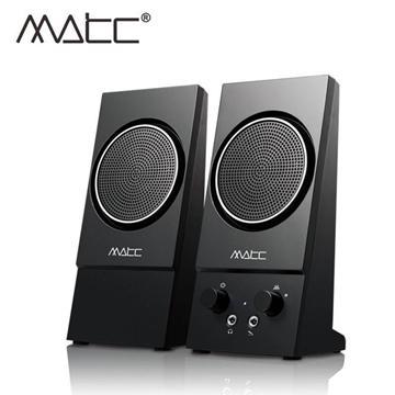 MATC 2.0聲道USB多媒體音箱(MA-2202)