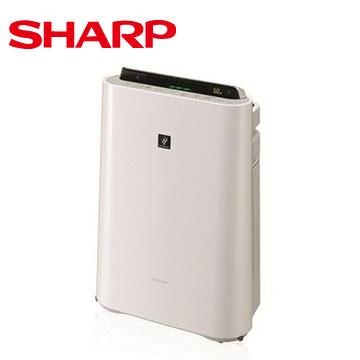 SHARP 日本進口14坪自動除菌離子清淨機(KC-JD60T-W)