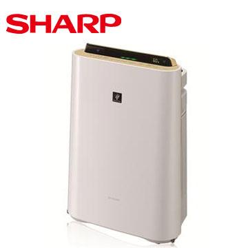 SHARP日本進口16坪 自動除菌離子清淨機(KC-JD70T-W)
