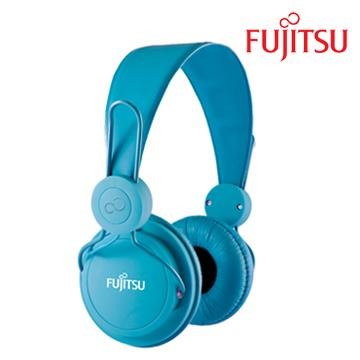 富士通MA-11手機專用耳機麥克風-藍(MA-11BL)