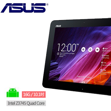 ASUS Transformer Pad TF103C 16G-WIFI 平板電腦(黑)